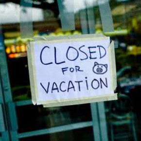 Our office will be closed from 7/1/2019 – 7/17/2019 for